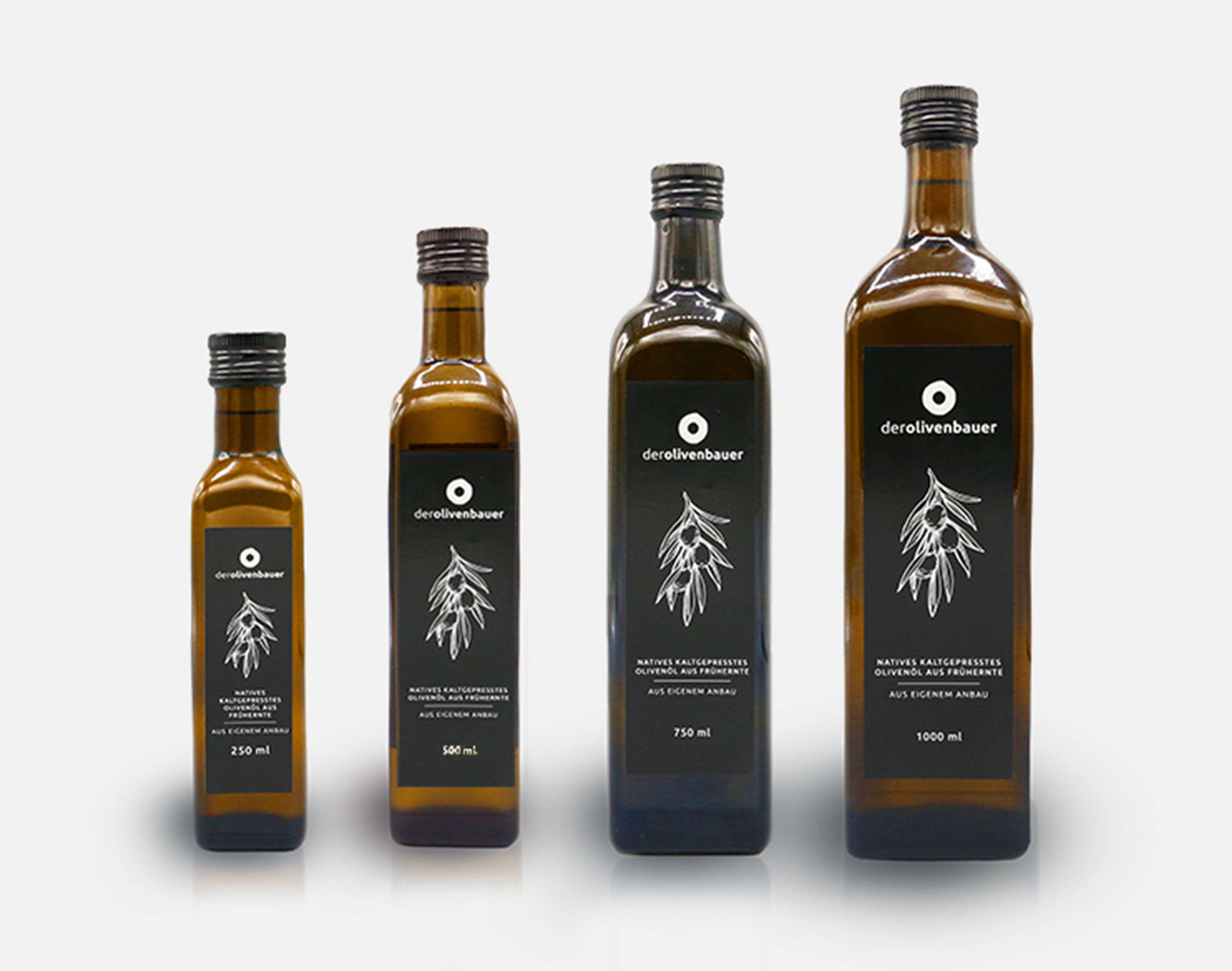 Natives Olivenöl | Der Olivenbauer