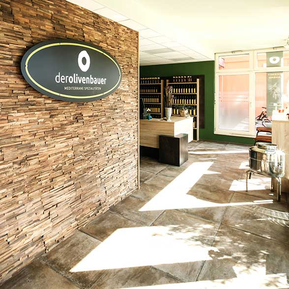 Feinkostladen Augsburg | Der Olivenbauer
