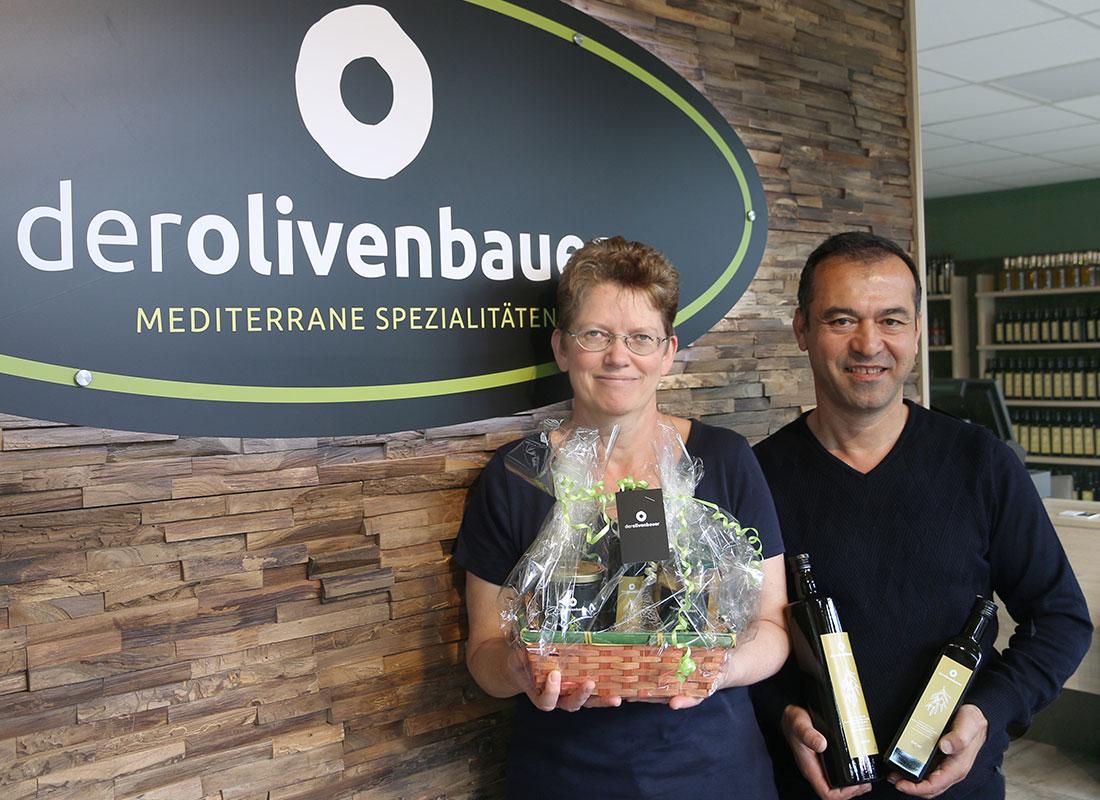 Der Olivenbauer in Augsburg