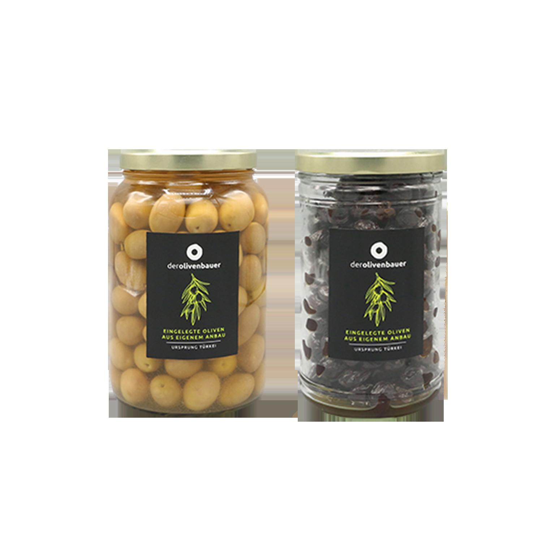Eingelegte Oliven | Der Olivenbauer