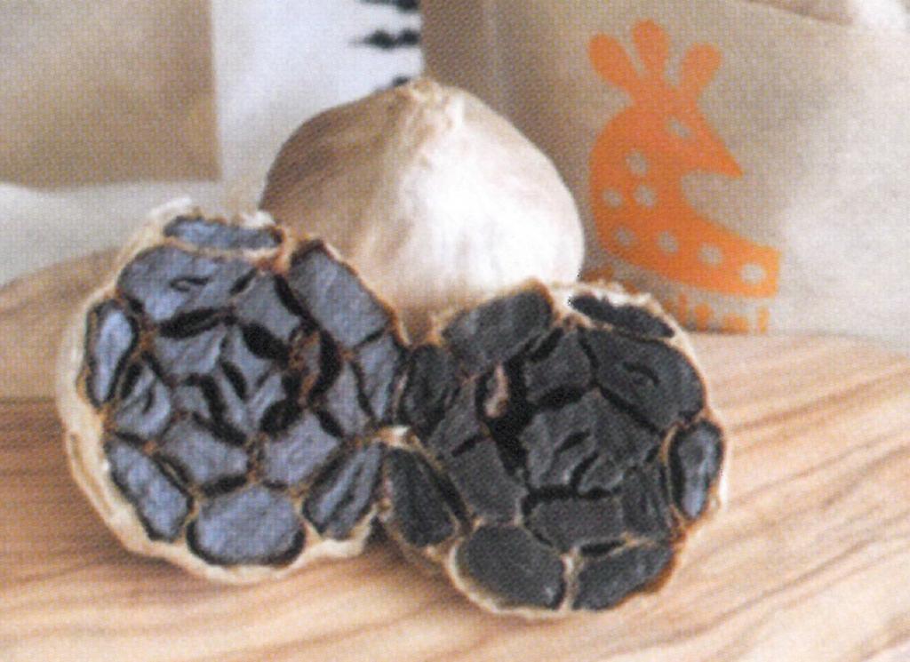 Black-Garlic | Der Olivenbauer