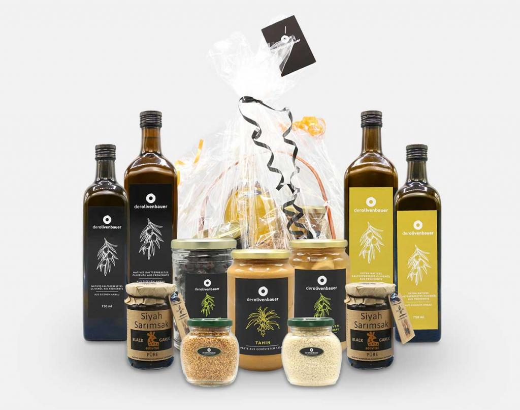 Unsere Produkte | Der Olivenbauer